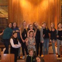 bg8-Chor in der alten Bibliothek