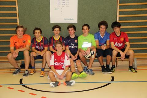 Das Team der 6. Klasse