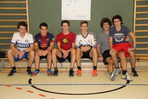 Das Team der 8. Klasse