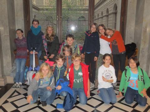 Die 2a im Kusthistorischem Museum