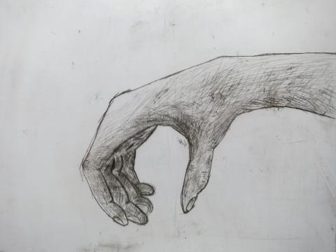 Handstudie 6B
