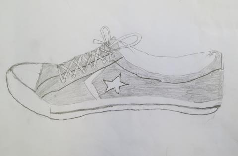 Naturstudium Schuh 2