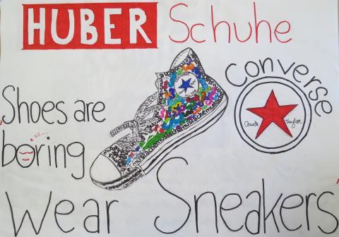 Schuh Maria