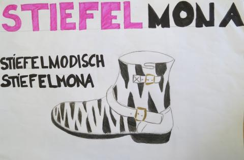 Schuh mona